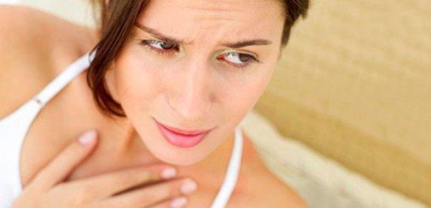 Борьба с изжогой в домашних условиях