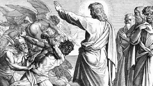 ВЛАСТЬ В ИМЕНИ ИИСУСА ХРИСТА.
