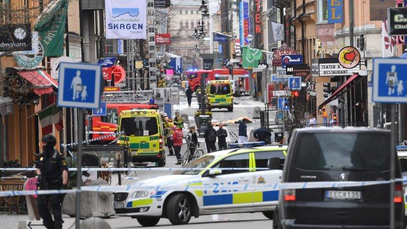 Стокгольм охватил хаос: россиянка рассказала о панике после теракта в Швеции
