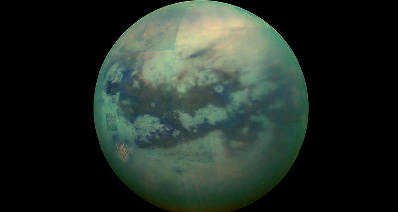 Чем отличаются реки Земли, Марса и Титана