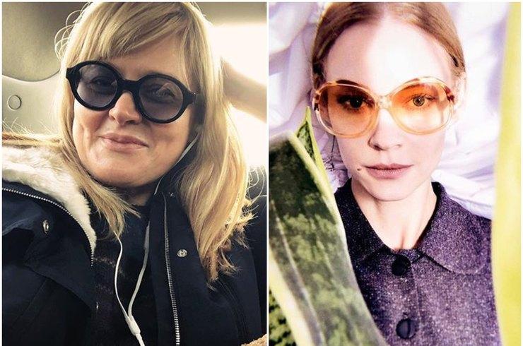 """Нечаянная  встреча Михалковой с Ходченковой в аэропорту: """"Что жрут эти женщины? И где их разводят?"""""""