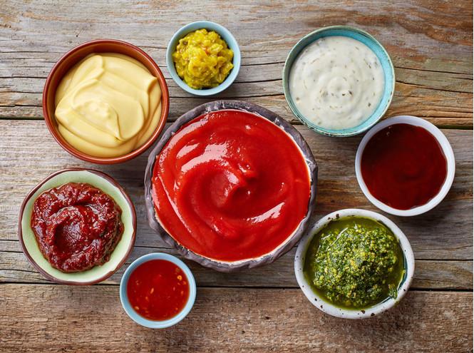 Пять вкусных соусов на каждый день