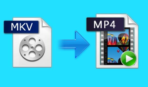 Как быстро конвертировать MKV в MP4 (m4v)