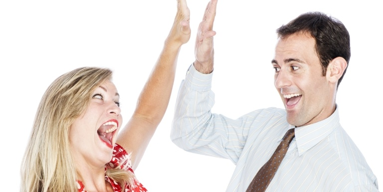 High five online dating