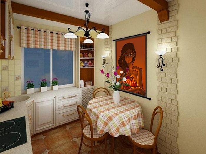 Создаем уютную кухню. Советы дизайнеров