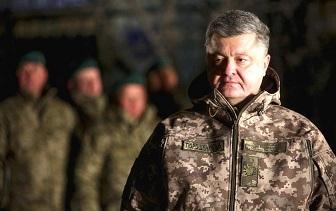 Порошенко: «Я — украинский маршал Маннергейм»