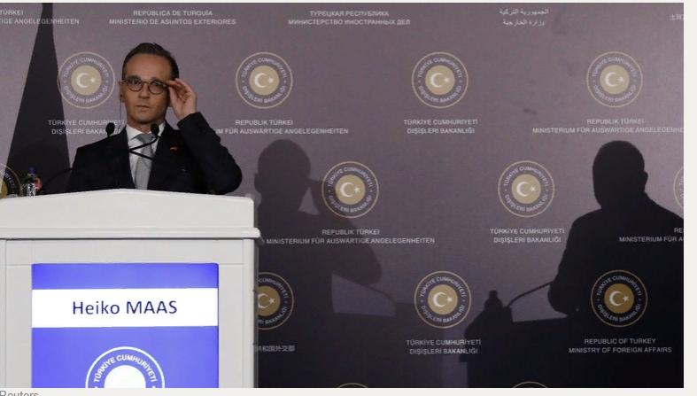 «Понимал бы что в политике!» — Эрдоган оскорбил главу МИД Германии, выставив дилетантом