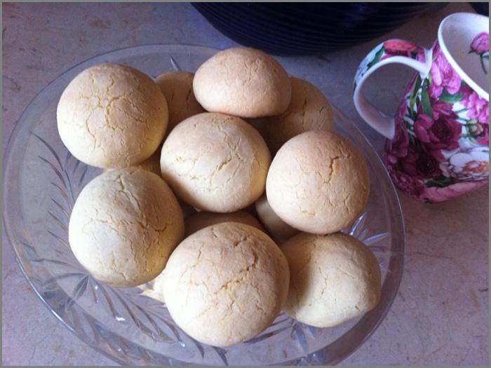 Божественное простое песочное печенье
