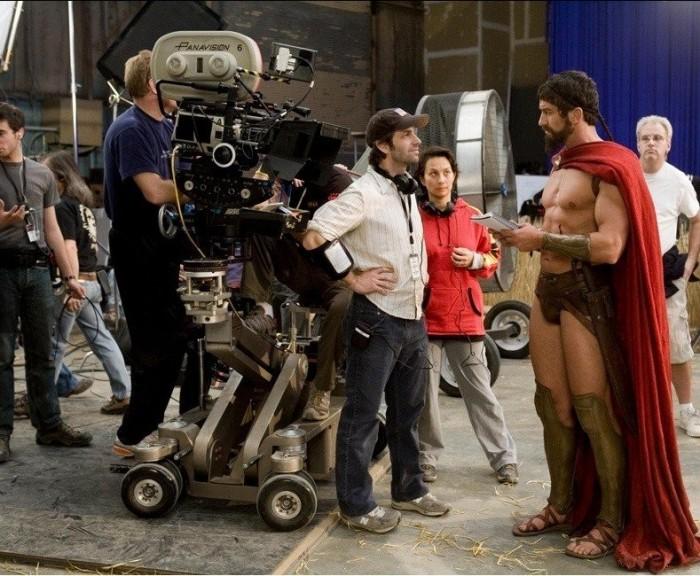300 спартанцев актеры, кино, фильм