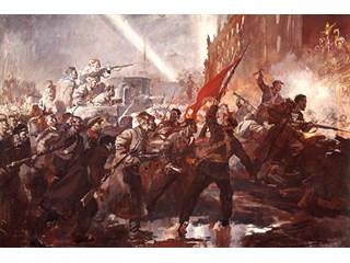 Революция 1917 года исчезла из исторической памяти