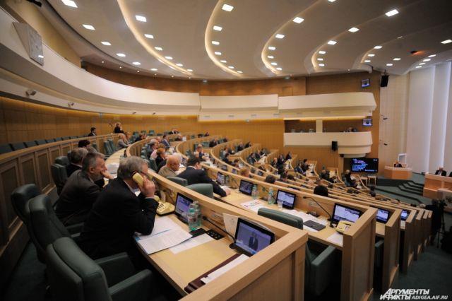 Совфед одобрил закон о СМИ-иностранных агентах