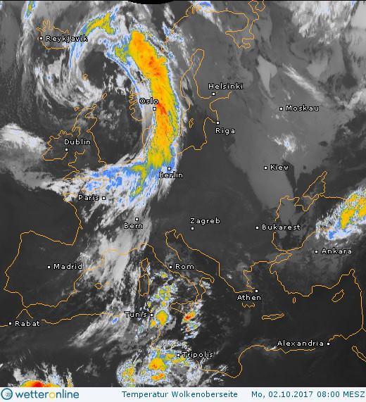 Завтра Украину накроет мощная буря из Парижа и Лондона