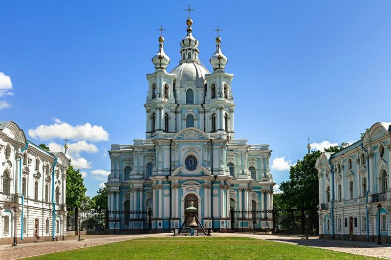 Бункер Смольного собора Санкт - Петербург, подземные ходы