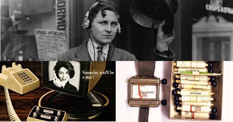 Электронный мир прошлого: прадедушки и прабабушки современных гаджетов