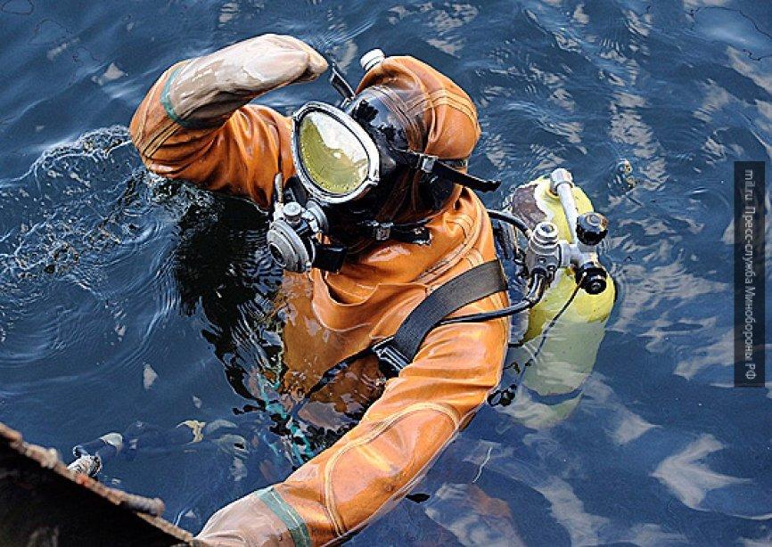 Военные водолазы РФ планируют совершить рекордное погружение до 2020 года