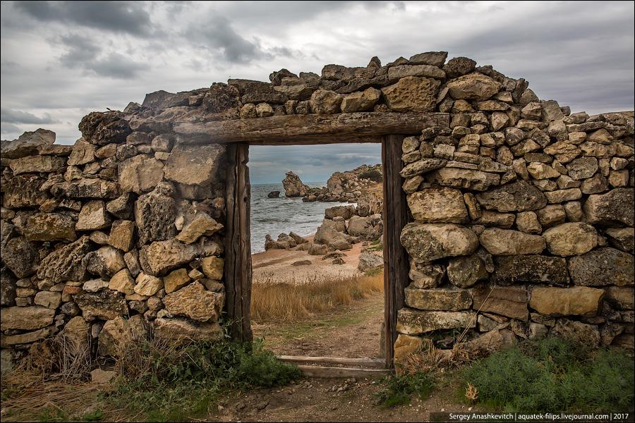 Дом Скифа в Крыму