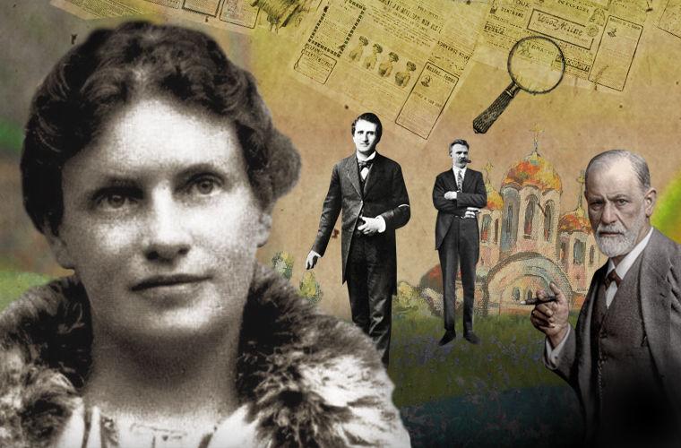 Лу Саломе – русская муза Ницше, Рильке и Фрейда