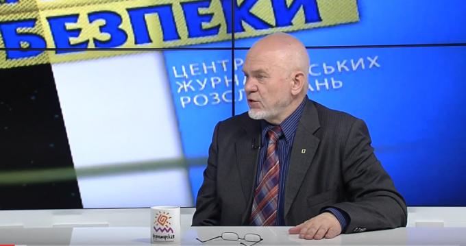 Казарин проболтался о корешах-бандеровцах, сидящих в Крыму на чемоданах