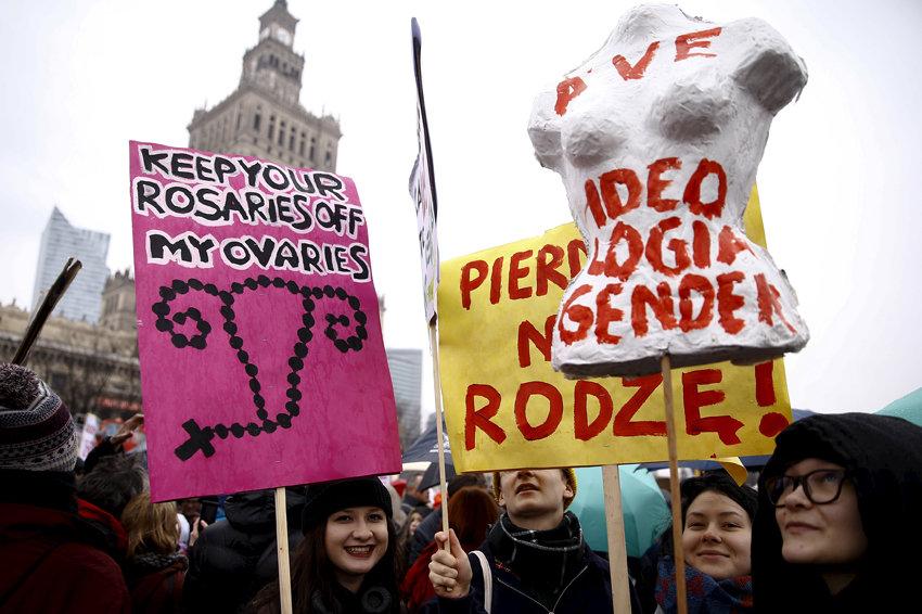 В Польше могут запретить аборты