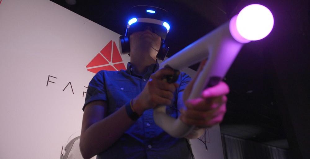 PlayStation VR завоевал рынок виртуальной реальности