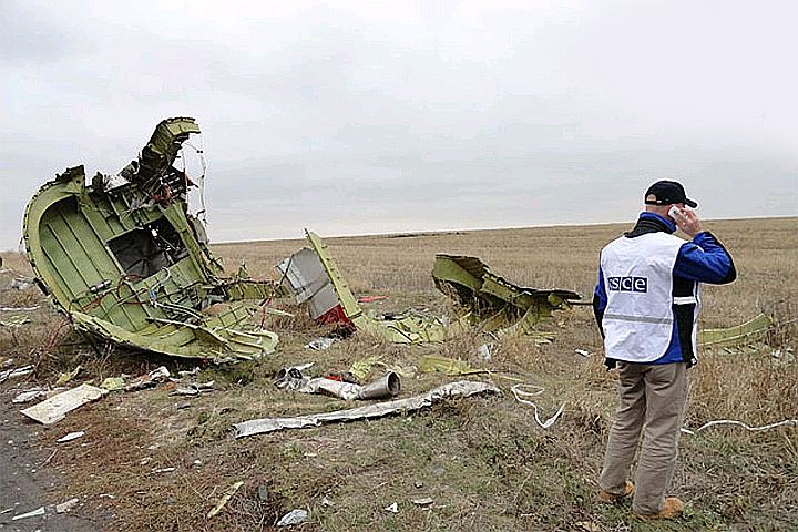 Группа Bellingcat вновь обвинила Россию в уничтожении MH17