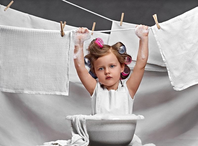 как правильно стирать
