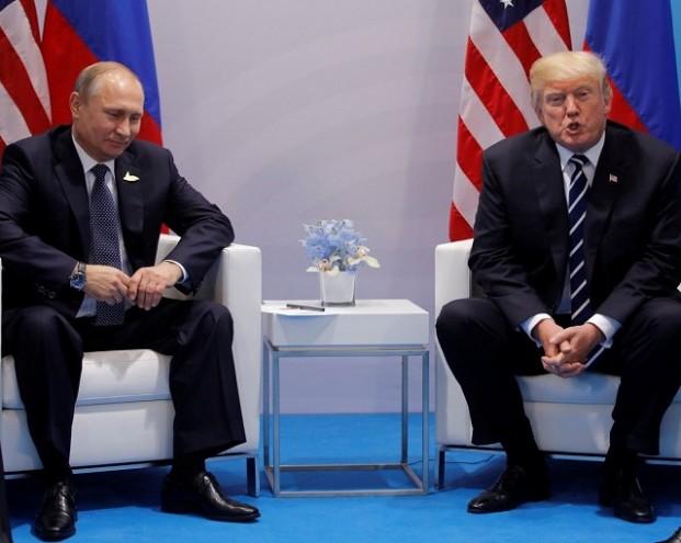 Поразительная капитуляция Трампа перед Россией