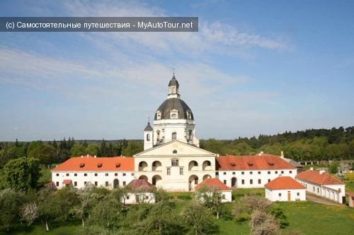 Пажайслисский монастырь в Литве