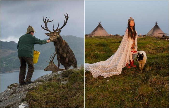 13 самых ярких фотографий минувшего года по версии National Geographic