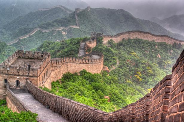 Древние цивилизации. Великая китайская стена
