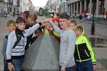 Путешествие ФК «Тотем»: Санкт-Петербург, Москва, Казань