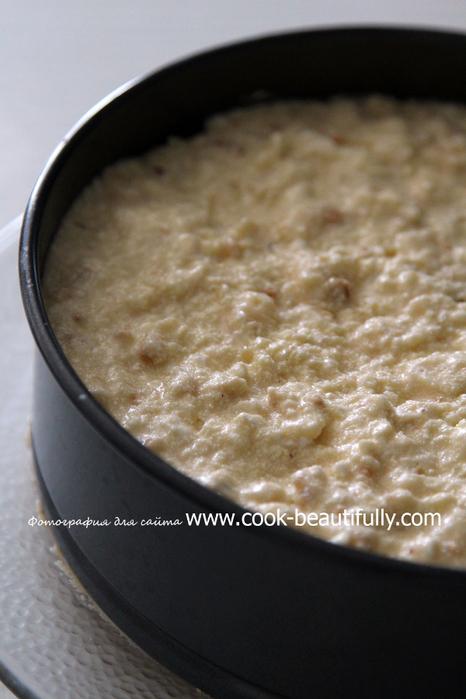 торт киевский рецепт с пошаговыми фото приготовления