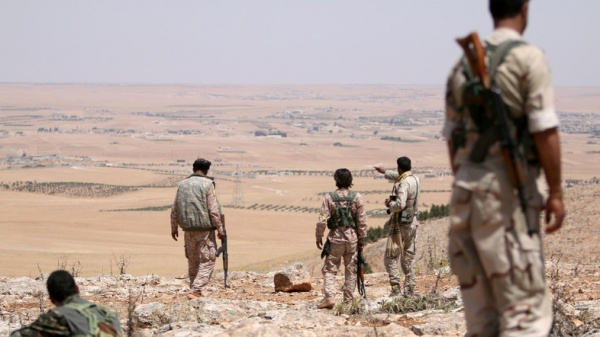 Сирийская армия выбила ДАИШ изДейр Хафера