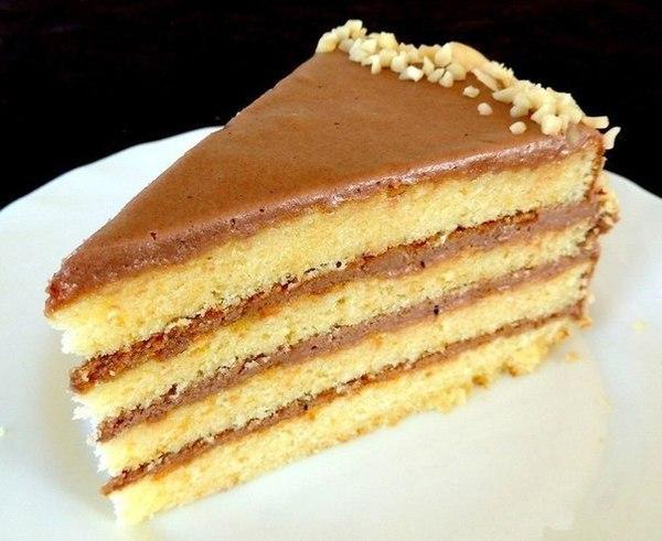 Торт Маша — десерт, который принесет массу удовольствия! Готовить проще-простого!