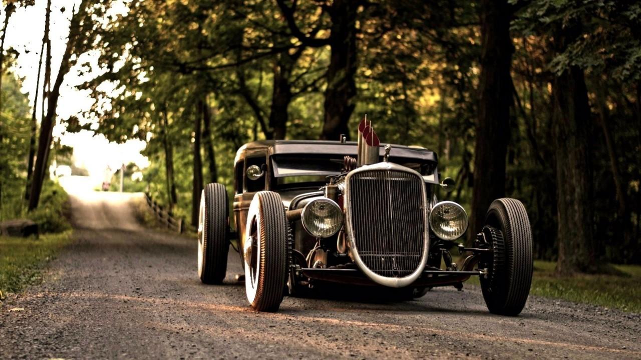 Супер автомобили в стиле Rat Rods!