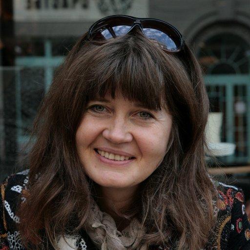 Анна Скавитина, психолог, аналитик, член IAAP (International Association of Analytical Psychology)