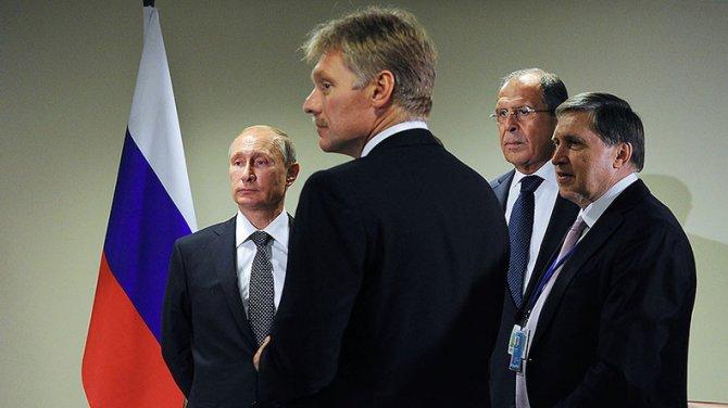 Ну что, доигрались? Теперь Россия диктует условия!