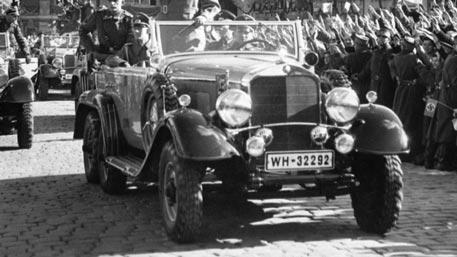 Роскошь и самоуничтожение: раскрыты все секреты любимой машины Гитлера