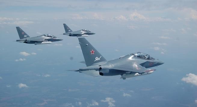 Русский ответ авианосцам: легендарный «Як» возвращается на борту «Шторма»
