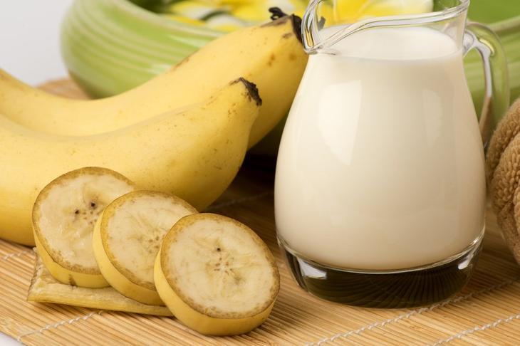 Секреты красоты — маска из банана для лица в домашних условиях