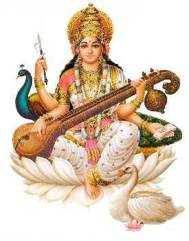 Тантра. Богиня Сарасвати