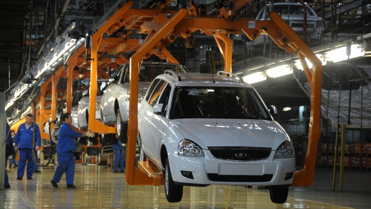 Волжский автомобильный завод планирует торговать машины в КНР