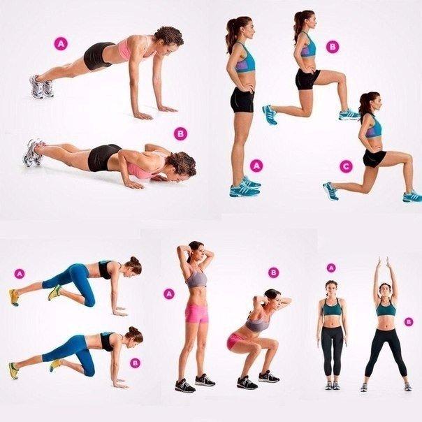4–минутная тренировка, которая заменит час фитнеса в спортзале