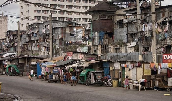 Мошенническая Манила.