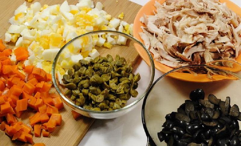 как правильно и вкусно приготовить оливье