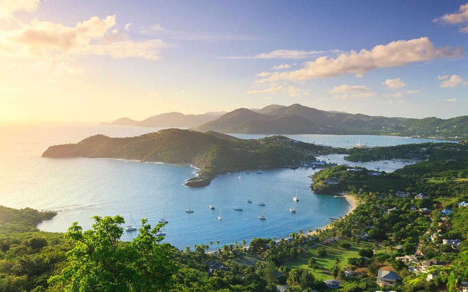 10 лучших мест для романтического путешествия