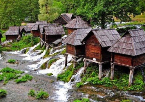 Топ-10: Странные необычные достопримечательности в Боснии и Герцеговине