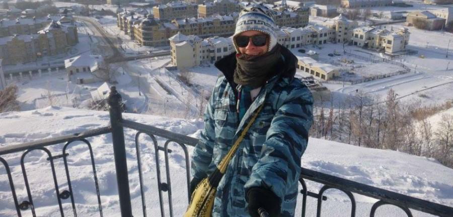 """Француз путешествует по Сибири : """" Русские не жалуются — они идут и делают..."""""""