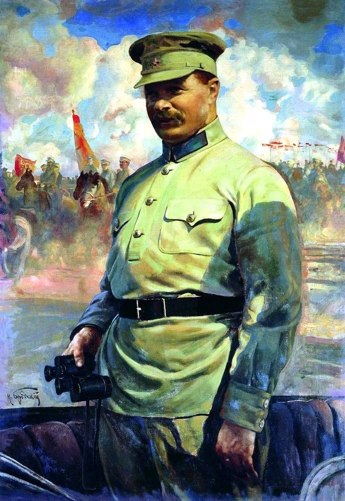 Гордость Отечества: генерал от революции