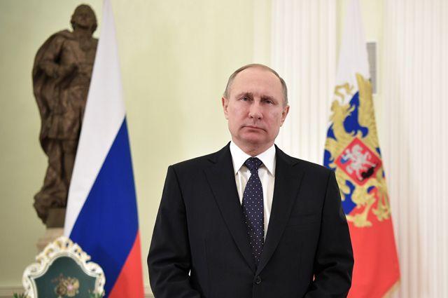 Путин пообещал всегда вести борьбу с допингом в российском спорте